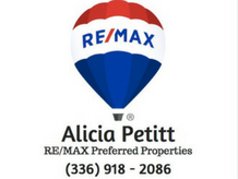 Alicia Petitt RE/MAX Logo